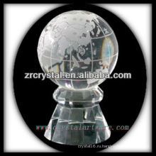 красивый кристалл K9 мяч K036