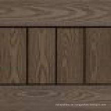 Holz Plastic Composite WPC DIY Fliese für Balkon 300 * 300