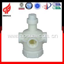 Tête d'arrosage rotatif en plastique ABS de 2 po avec 4 lames pour tour de refroidissement