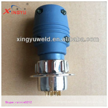 9 pin welding plug and socket for welding machine