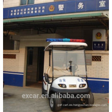 Certificación de 48V CE carrito de golf eléctrico de 4 plazas