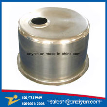 Kundengebundener Tiefziehteil des rostfreien Stahls