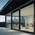 Aluminium Double Glazed Tilt and Slide doors