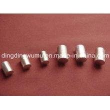 Haste de cobre tungstênio MIM para soldagem eletrodo