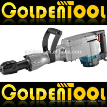 642mm 45J 1700W Martillo de hormigón de rotura de la roca de la energía Handheld Martillo de demolición eléctrico GW8273