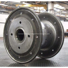 Electrical Steel Wire Cable spools