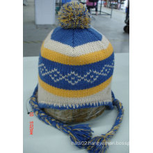 Custom Fashion Lady Knitted Beanies