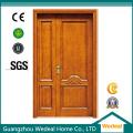Puerta interior de MDF cortafuego de madera para proyectos