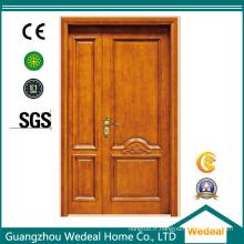 Porte intérieure en bois classée par MDF pour des projets