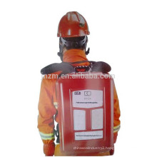 Chemical Oxygen Self-Rescue Respirator