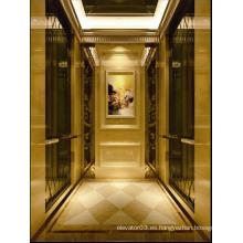 Ascensor de Pasajeros para Hotel de Estilo Clásico
