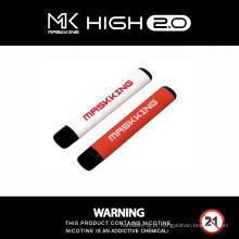 Caneta Vape descartável Maskking High 2.0