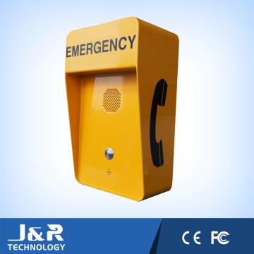 Вандалозащищенный Телефон, аналоговых и SIP/GSM и 3G Телефон, заключенный Emrgency Телефон