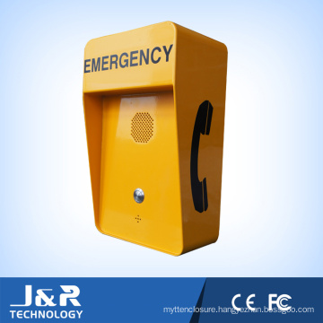 Weather Resistant Speakerphone, Emergency Call Box, Highway Phone