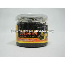 Чёрный чесночный пюре 200 г / бутылка