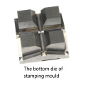 Stampo hot salse per Metal Teeth Zipper Machine