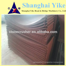 Maillage de machine à écran haute qualité fabriqué à Shanghai