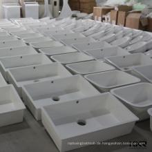 Acrylstein industrielle Küche Waschbecken Guangzhou