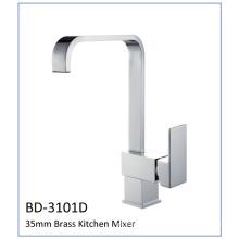 Bd3101d 35mm Cartridge Brass Single Lever Kitchen Faucet
