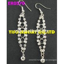 cup chain custom earrings