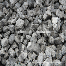 Hochfester Gießereihartkoks mit niedriger Permeabilität für Stahlschmelzfabriken