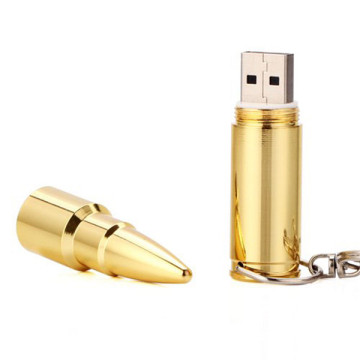 Cheap precio bala forma USB Flash Drive