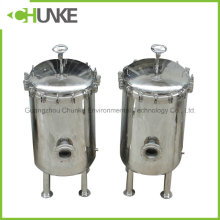 Industrial Stainless Steel RO Water System PP Cartridge Filter