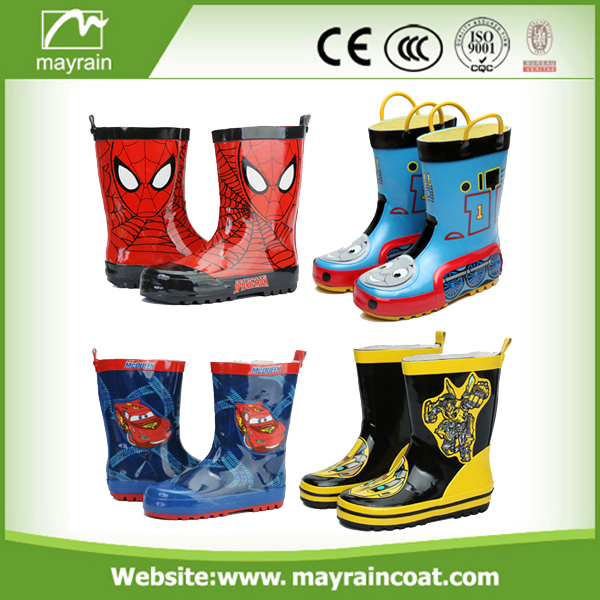 2017 Rubber Rainboot