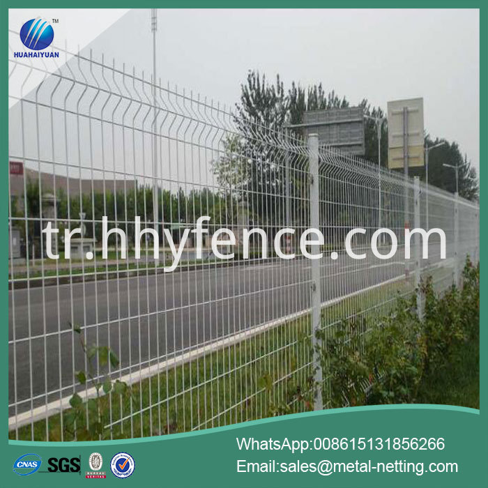 Road Fence Garden Fence