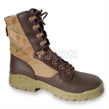 Proteção militar botas botas tático respirável fabricante padrão ISO