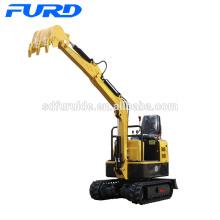 Mini escavadeira chinesa de alta qualidade de 1 tonelada (FWJ-1000-15)