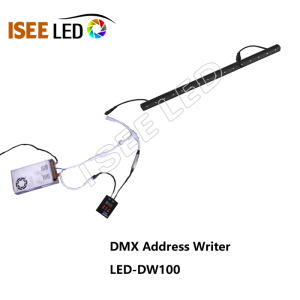 DMX 512 Address Writer для системы управления DMX