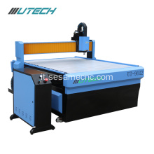 Mini Aluminum Carving CNC Router for Artcraft