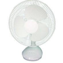 O mais novo design de ventilador de mesa DC