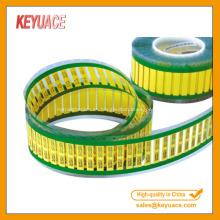 Etiqueta de cable termoencogible sin halógeno