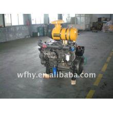 R6105D Ricardo Motor con panel de control