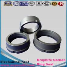 Anéis de vedação de grafite de carbono de resistência de alta temperatura