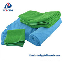 Rollo de tela de toalla de microfibra de precio barato de fábrica de China