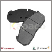 WVA 29465 Kapaco High Quality Low Dust Disc Brake Pads Rear Axle For Iveco