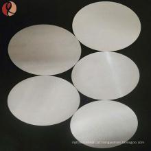 Preço-alvo de zircônio puro de resistência à corrosão venda quente