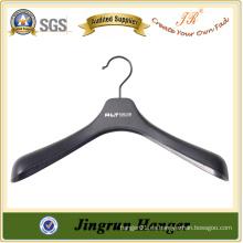 Nuevos productos de suspensión exquisita percha de ropa de plástico