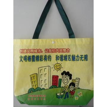 Custom waterproof non woven advertising bag