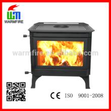 Model WM202-2500 high effiency black steel 25kw wood stove