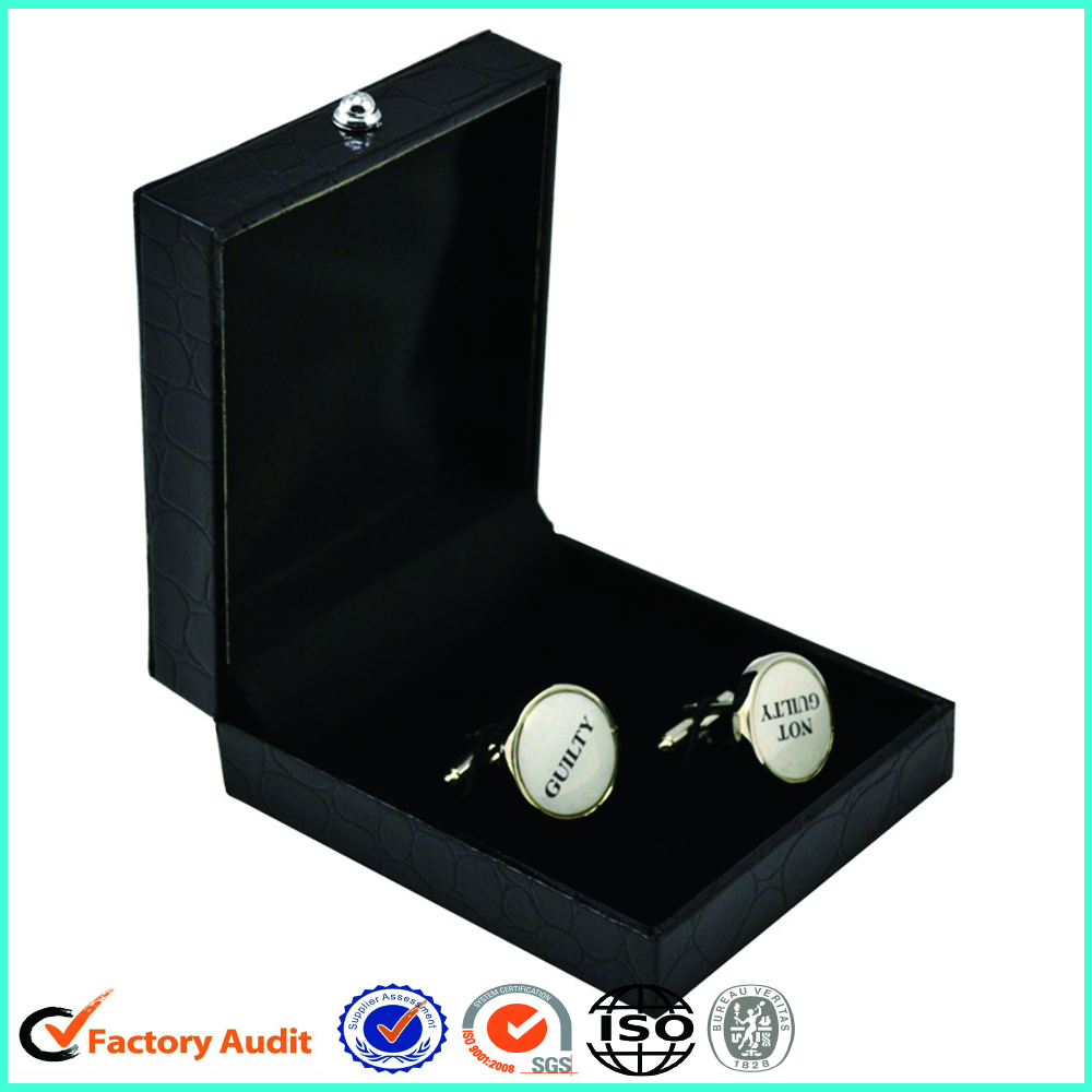Cufflink Package Box Zenghui Paper Package Company 4 3