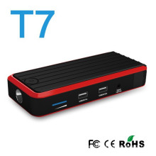 Starter 12000mAh Multi-function Portable Car Jump Starter and Emergency Power Source Emergency Auto Start Power Power Bank