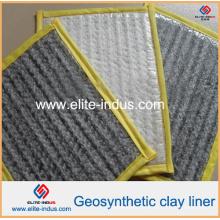 Revêtements d'argile géosynthétique à butée d'eau de bentonite (GCL)