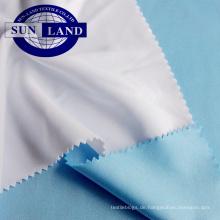 Futter aus 100% Polyester-Single-Jersey für Sportbekleidung