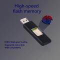 fingerprint usb flash drive with custom