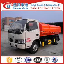 China Nueva Condición 5cbm pequeño camión de recogida de residuos