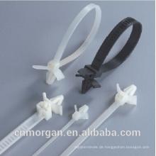 Kopfkabelbinder montieren